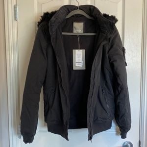 NWT Bench Insulated Bomber Programme Jacket